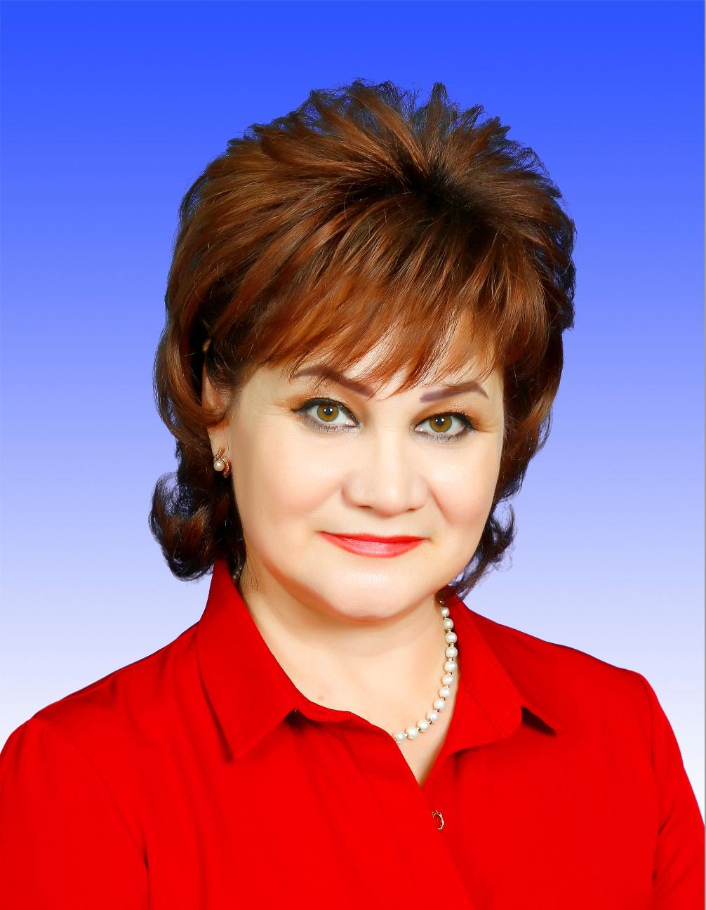 Мухаева Замиря Ахнабовна