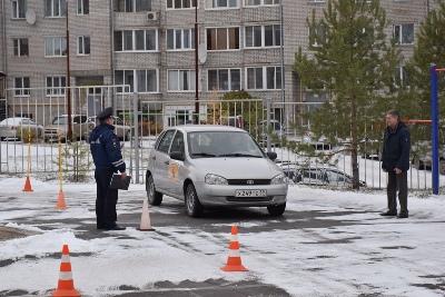 Конкурс автомобилистов ЛФ ПНИПУ